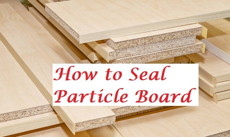 epoxy on particle board
