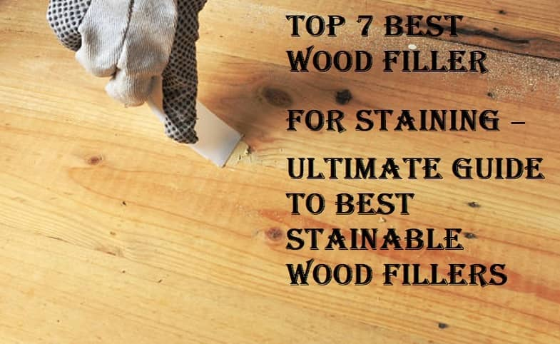 best wood filler for painting