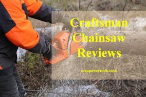 craftsman 16'' chainsaw review