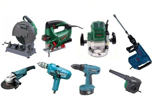 What is the oldest power tool