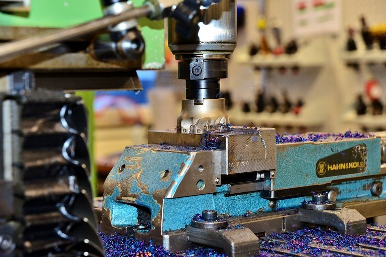 milling machine for home shop