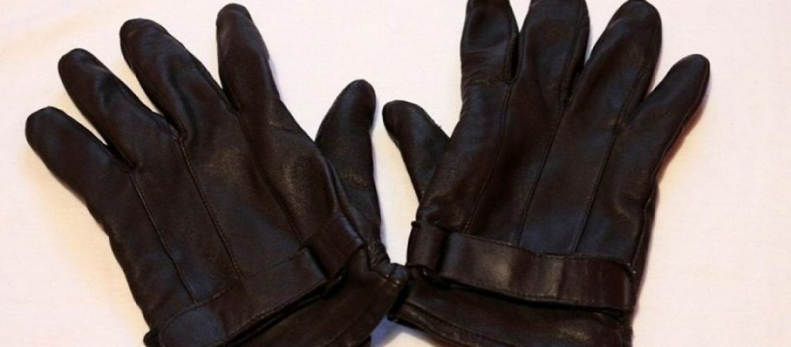 how to condition leather gloves